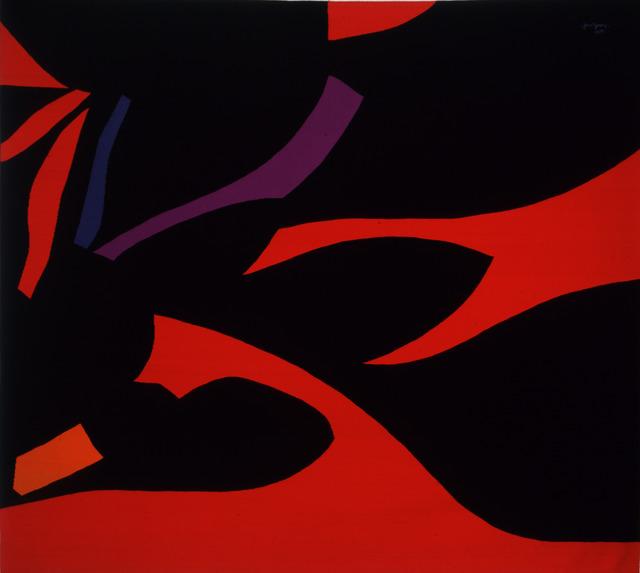 , 'Vermillion Tantra,' 1976, Todd Merrill Studio