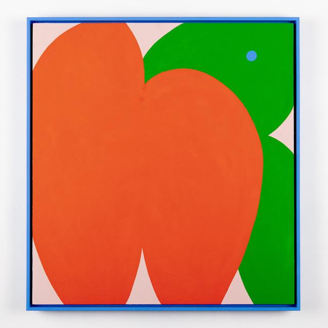 , 'A Ripe Giant Peach,' 2019, SAINT CLOCHE