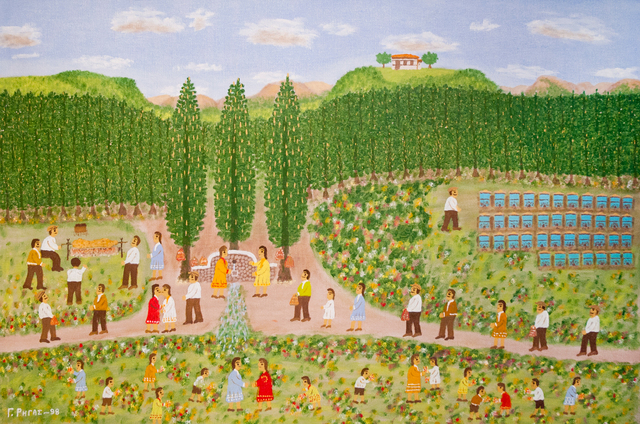 , 'Early Spring Celebration,' 1998, C. Grimaldis Gallery