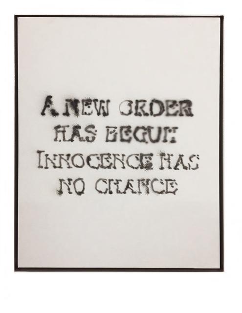 , 'Innocence,' 2015, V1 Gallery