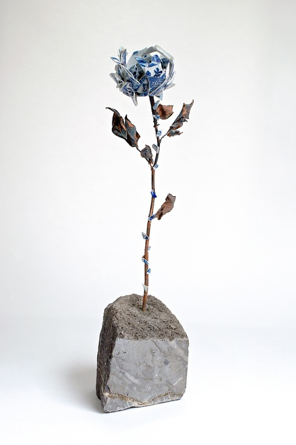 , 'Grown from Chinese clay,' 2017, Jorge Welsh Works of Art