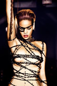 Rihanna, Berlin