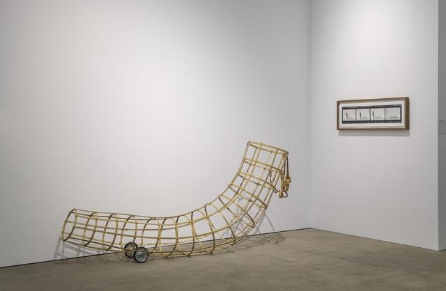 , 'Proto-Condition: Cage for Sound,' 1994, Barbara Gross
