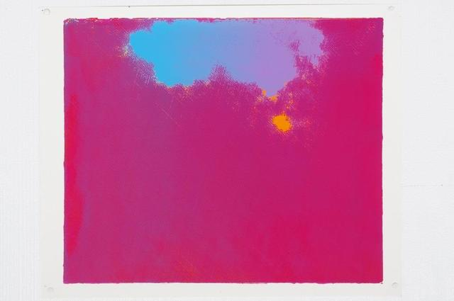 , 'Hundred Layers of Colors 001,' 2014, Sezon Art Gallery