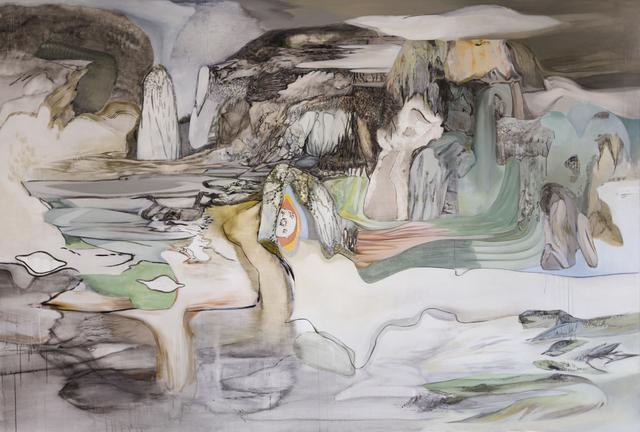 , 'Shanshui Explorations No. 1,' 2018, Luisa Catucci Gallery