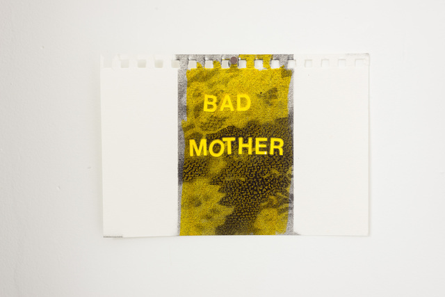 , 'Bad Mother,' 2016, Wil Aballe Art Projects | WAAP