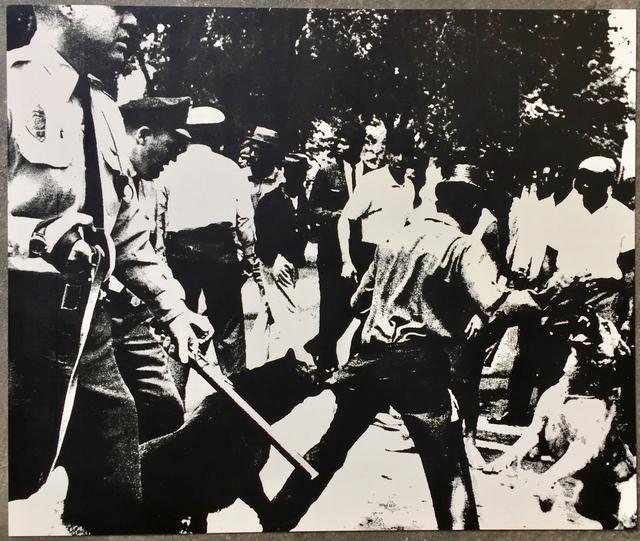 Andy Warhol, 'Birmingham Race Riot', 1964, Joseph Fine Art LONDON