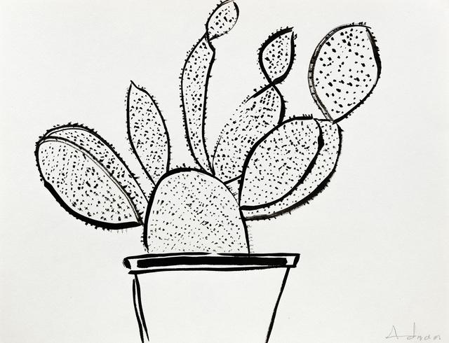 , 'Cactus I,' 1989, Galerie Lelong & Co.