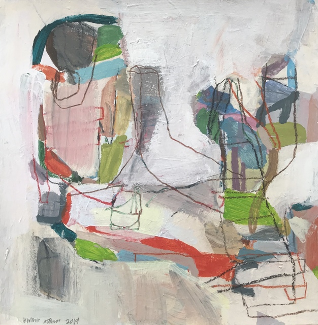 Jimmie James, 'a slow breath (Berlin, Germany)', 2019, 571 Projects