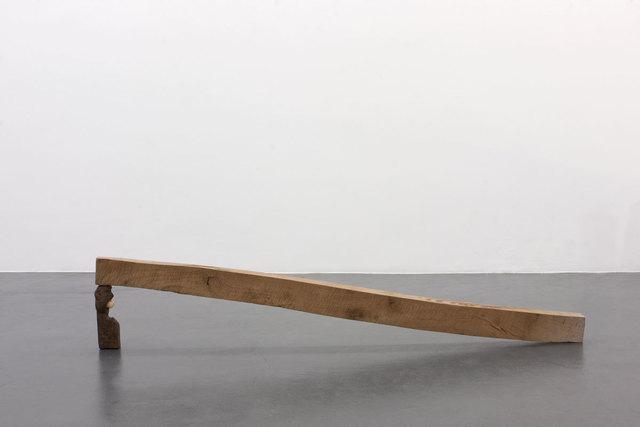 Jacobo Castellano, 'COMO ANTES (esquina)', 2019, F2 Galería