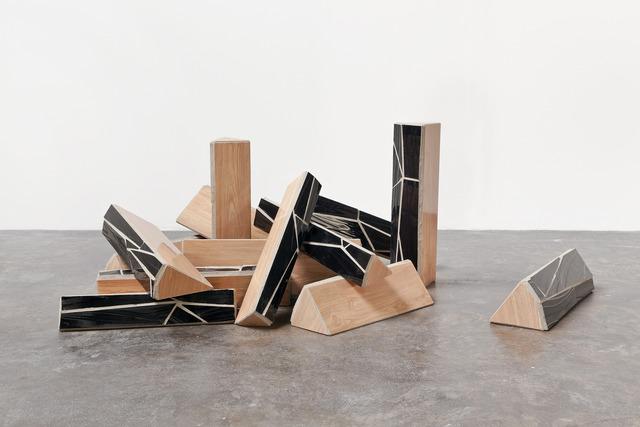 , 'Firewood,' 2014, Baró Galeria