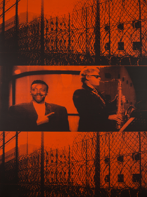 , 'Bait & Switch (Mass Incarceration),' 2016, Joseph Gross Gallery