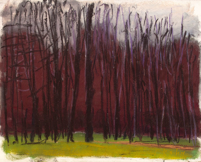 , 'Somber ,' 2013, David Lusk Gallery