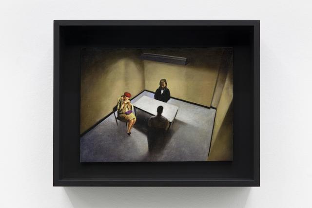 , 'Stanza 33,' 2015, Francesca Minini
