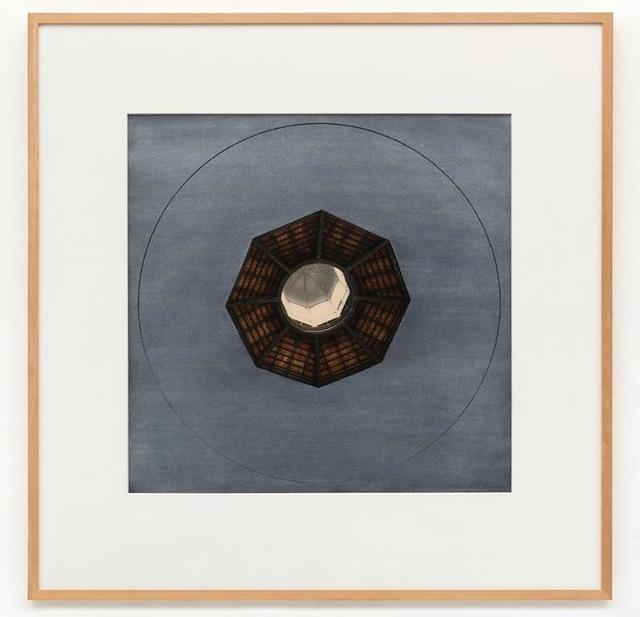 Jan Dibbets, 'El Born, Barcelona', 1989, Alan Cristea Gallery