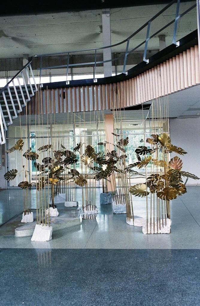 Elaine Cameron-Weir, 'Installation view: Medusa,' 2014, Rodolphe Janssen