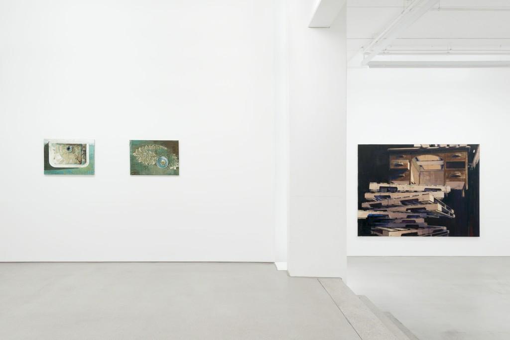 NOCTURAMA – Katrin Heichel, Leipzig, G2 Kunsthalle, 21 April – 7 August 2016, photo: Uwe Walter, Berlin/Leipzig © VG Bild-Kunst Bonn, 2016.