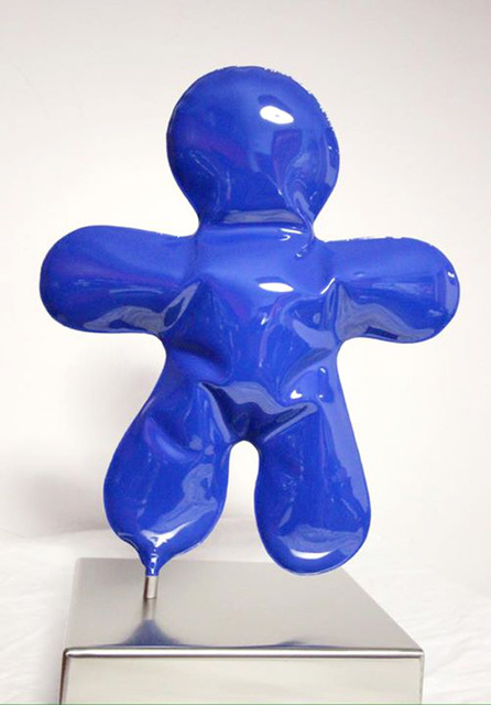 , '(SKG) Blue Petit Bonhomme,' 2016, ARTION GALLERIES