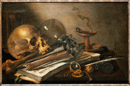 Pieter Claesz, 'Vanitas', 1656, Erich Lessing Culture and Fine Arts Archive