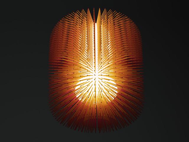 , 'Porcupine C.,' 2015, Galerie Maria Wettergren