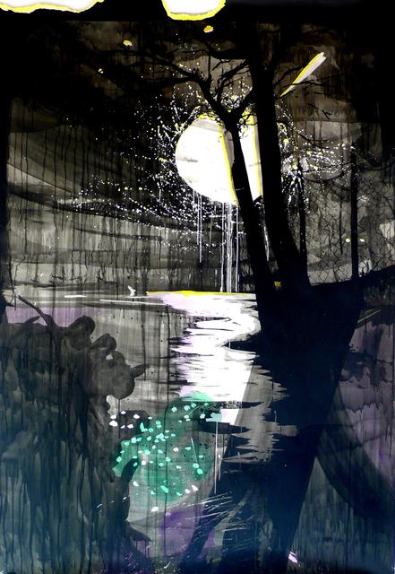 , 'A la espera,' 2009, F2 Galería