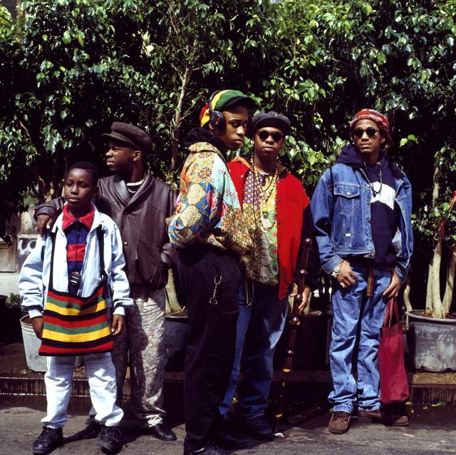 , 'A Tribe Called Quest,' 1990, Getty Images Gallery