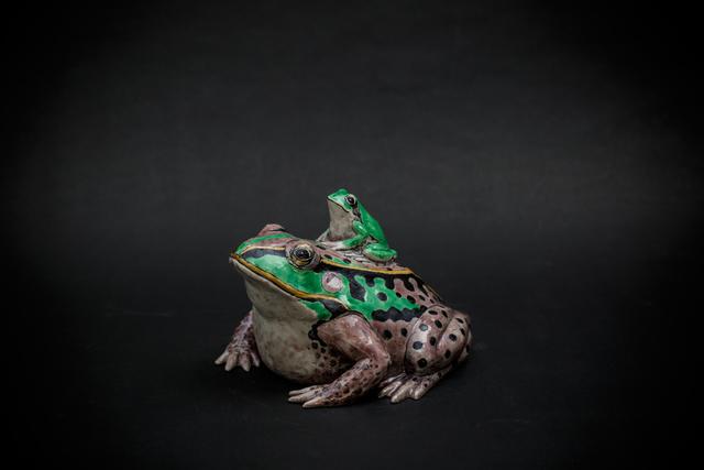 , '14. Green Frog,' 2017, Sladmore Contemporary