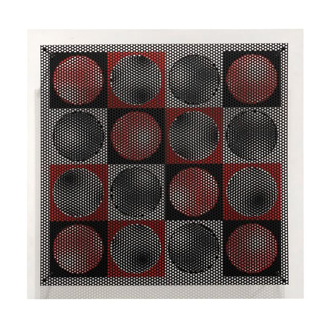 , 'Grille No. 3078,' , RGR+ART