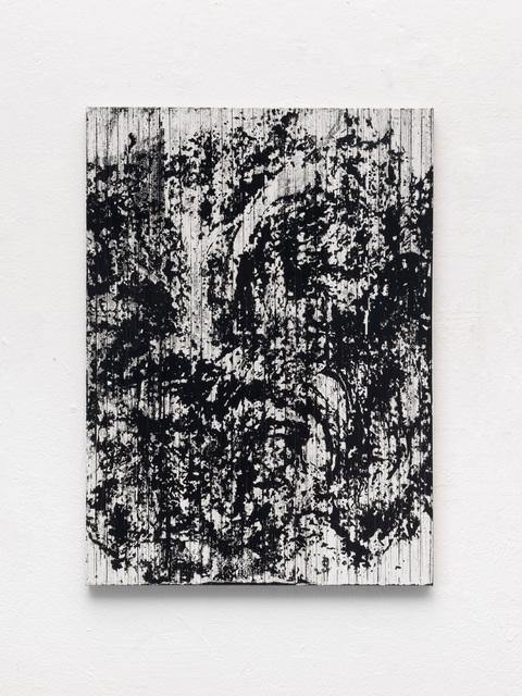 , 'al cavalli e che le strade (Paolo Conte),' 2019, Wentrup