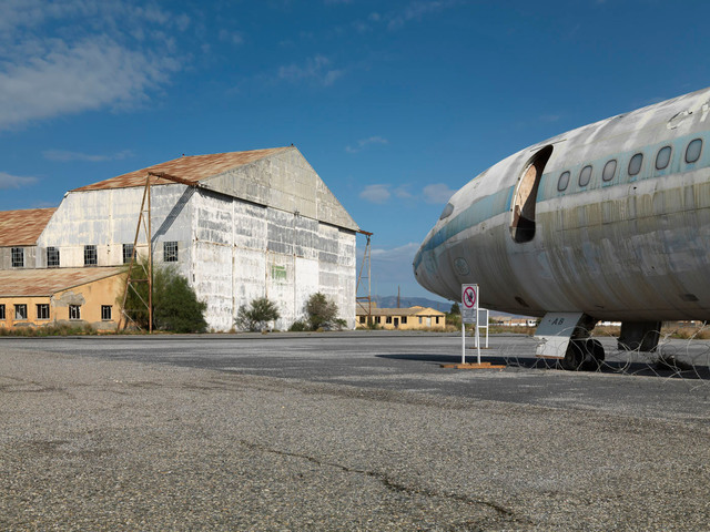, 'Cyprus Nicosia International Airport: Hangar,' 2014, Galerie Fontana