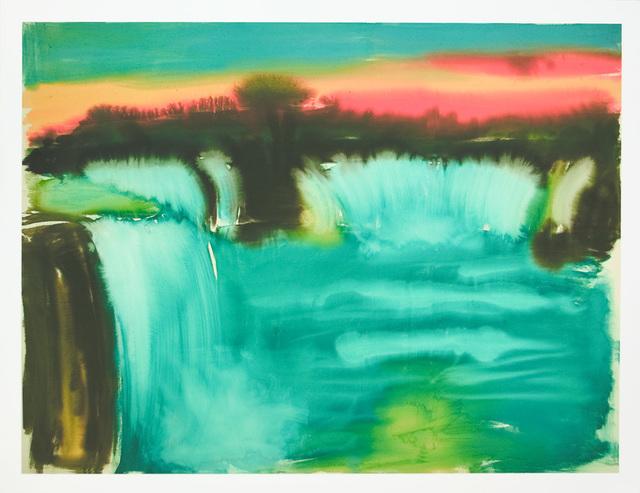 Liz Markus, 'Niagra Postcard', 2012, ZieherSmith