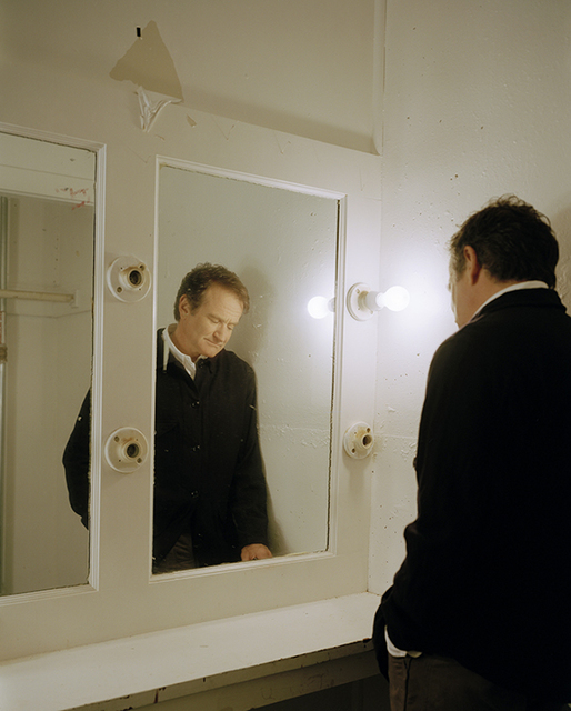 , 'Robin Williams #1,' 2006, Casemore Kirkeby