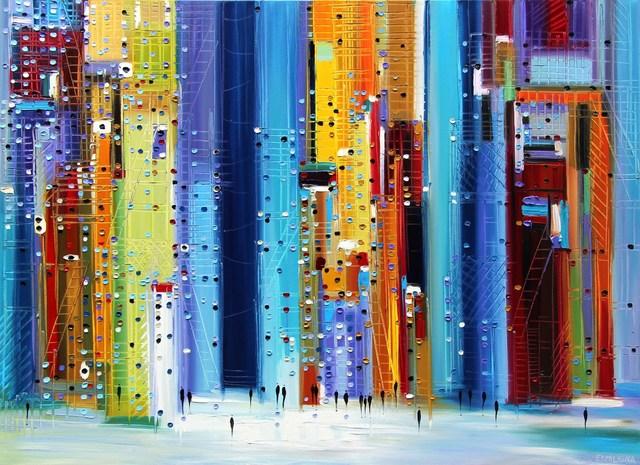 , 'Night Lights,' 2016, Artspace Warehouse