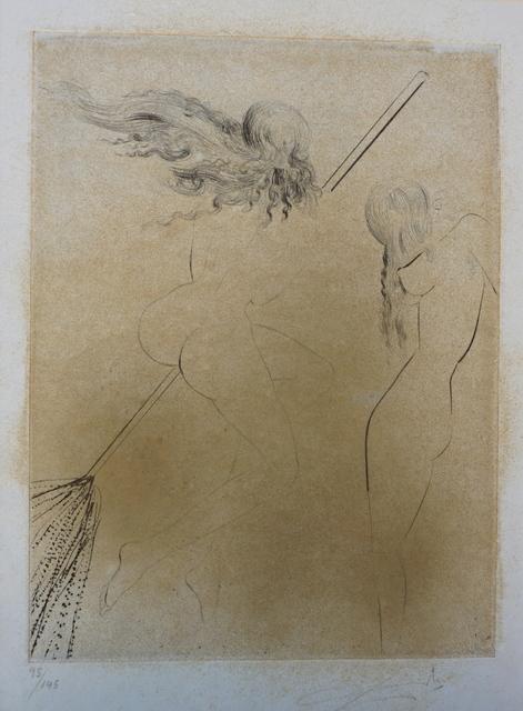 , 'Faust Sorcieres au Balai,' 1969, Fine Art Acquisitions