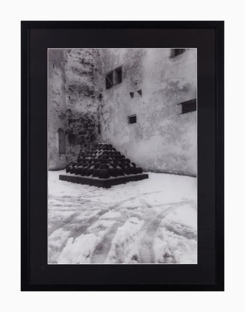 Mózes Márton Murányi, 'Pyramid', 2018, Photography, TRAPÉZ