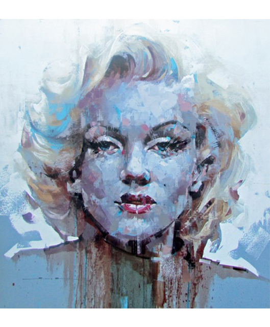 Jimmy Law, 'Marilyn Monroe', 2016, Opulent Living Gallery