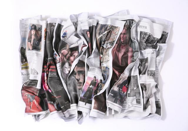 , 'New York Times Sunday Styles 9-11-16,' 2016, SmithDavidson Gallery