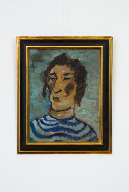 , 'Neapolitaner (Neapolitan),' 1972, Hagemeier