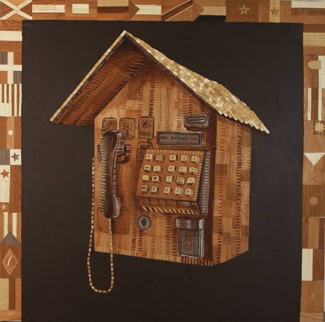 , 'Llamando a Casa,' 2012, Pan American Art Projects