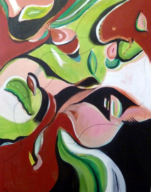 , 'Heady Creek V,' 2012, Walter Wickiser Gallery