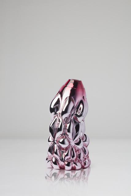 , 'Tiffany Print, pink metallic,' 2018, CFHILL