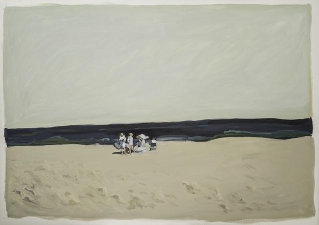 , 'Windy Day on Ocean Beach,' 2017, MM Fine Art