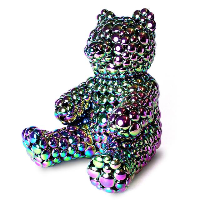 , 'Rainbow Teddy Bear,' 2016, The Public House of Art