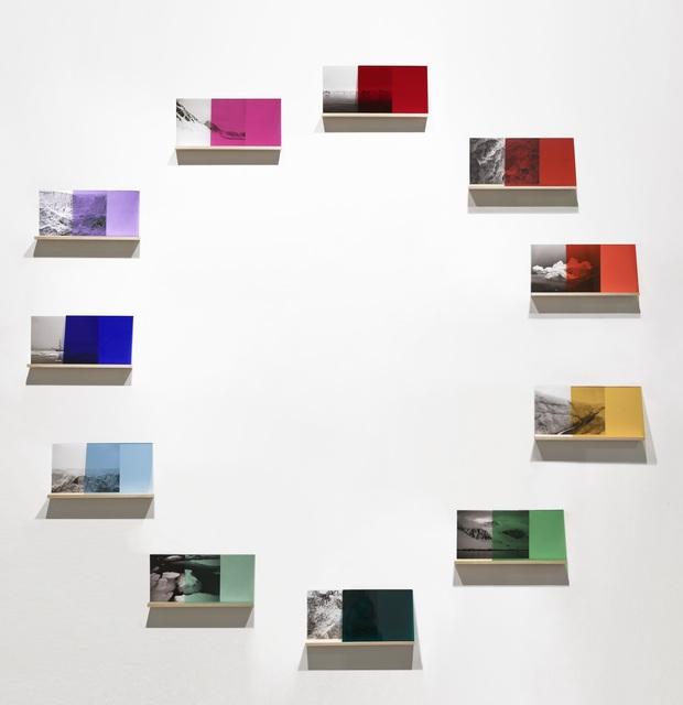 , 'Croma Artic Circle,' 2017, Lucia Mendoza