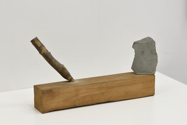 , 'Situation of Edge and Body,' 1976, Tomio Koyama Gallery