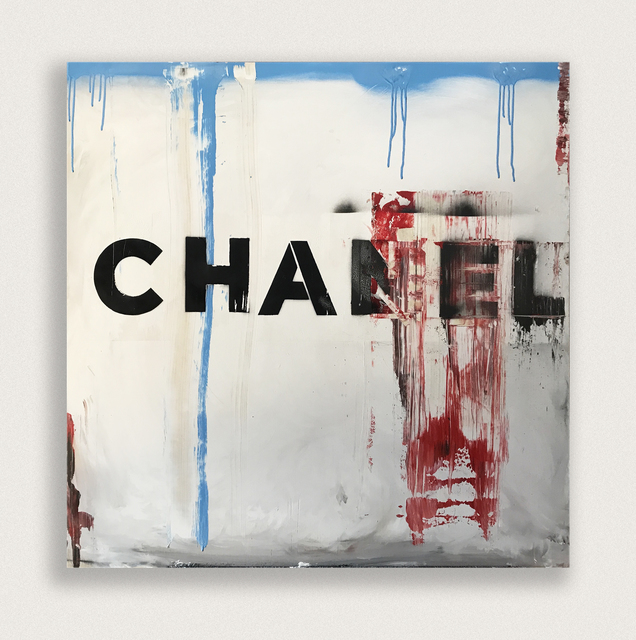 ASI, 'Chanel II (echoes)', 2019, Nikola Rukaj Gallery