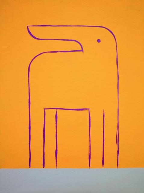 , 'Tier Set/Rüsseltier,' 2019, Galerie Britta von Rettberg
