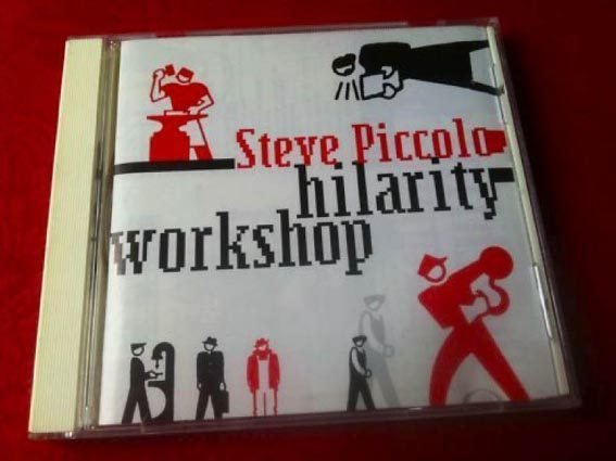 Steve Piccolo, Hilarity Workshop, sound, 80 min, 1997, courtesy of the artist