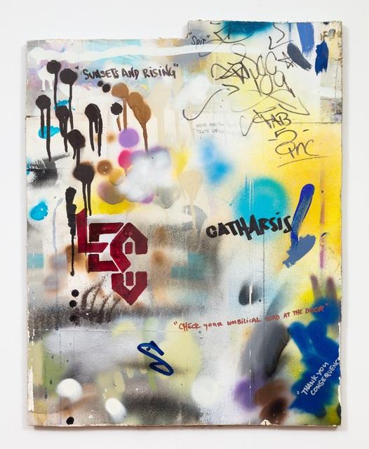 , 'Tablet #18,' 2005-2018, James Fuentes