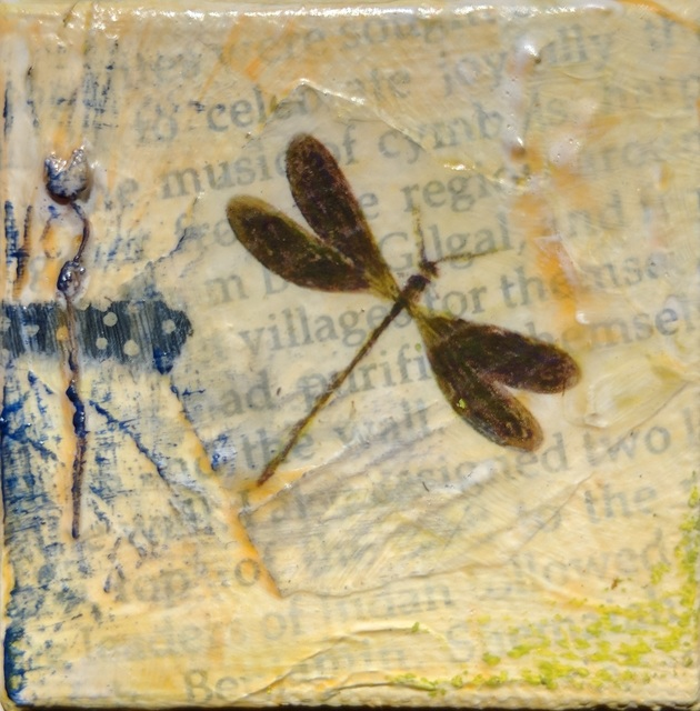 , 'Damselfly,' , Sparrow Gallery